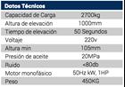 Imagen de Solu x2.2 - Elevador de Tijera