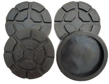 Imagen de Set de 4 Pads Circulares