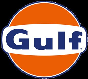 Logo de la marca GULF