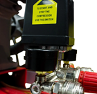 Imagen de Compresor De Aire 300 Litros 10 HP Trifásico