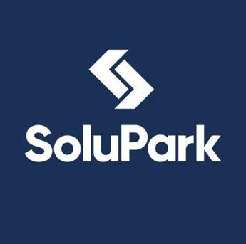 Logo de la marca SoluPark