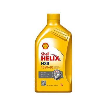 Imagen de SHELL HELIX HX5 15W-40 1L